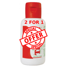 2 for 1 on 50ml lotion