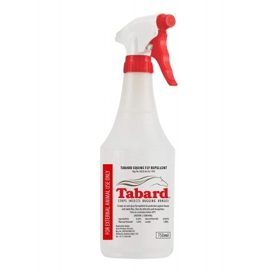 Tabard Equine Fly Repellent Spray 750ml