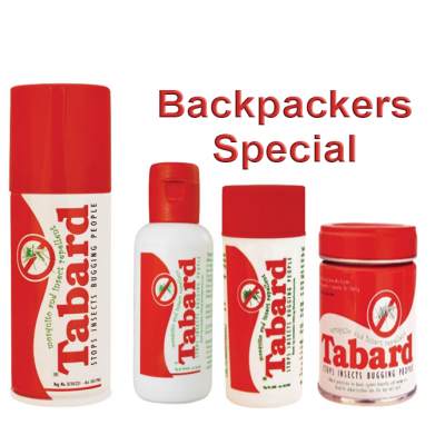 Backpackers Special